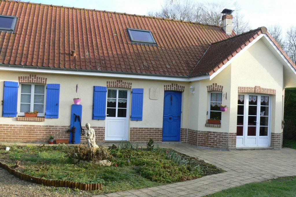 Vente 160 m2 habitable 7 pieces for Vente maison individuelle surface habitable