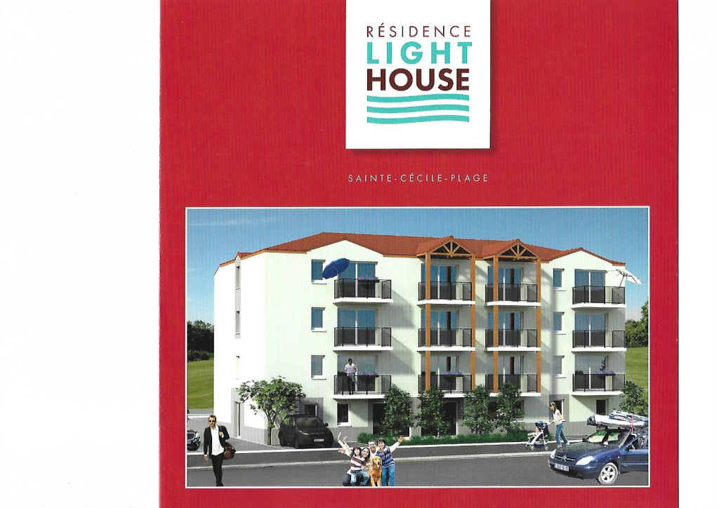 Vente programme immobilier neuf ste c cile for Vente immeuble neuf